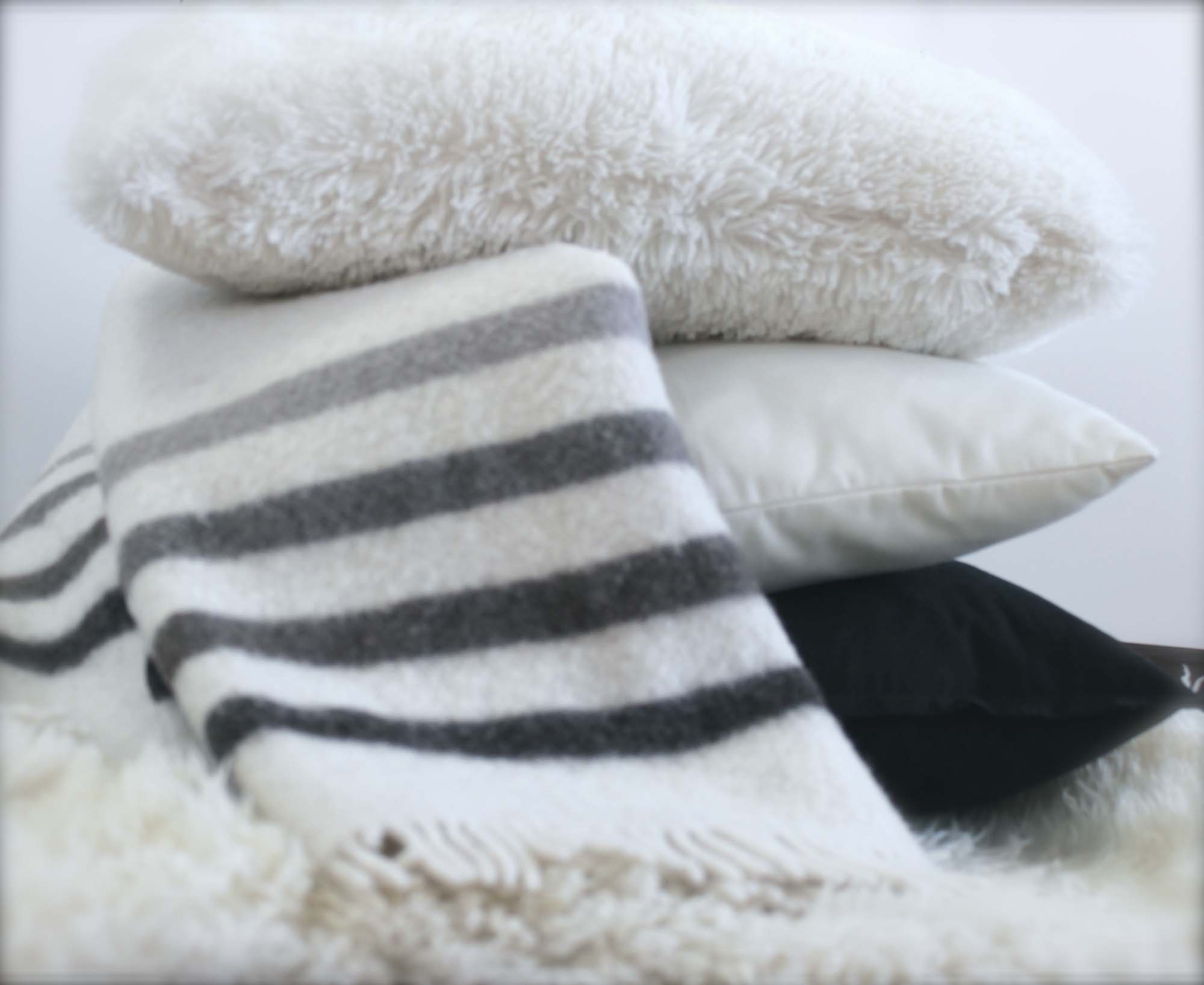Blanket and Pillow Style