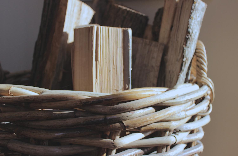 Wood Basket Design