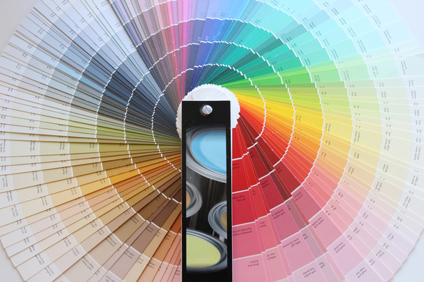 Choosing paint colour tips for your interiors