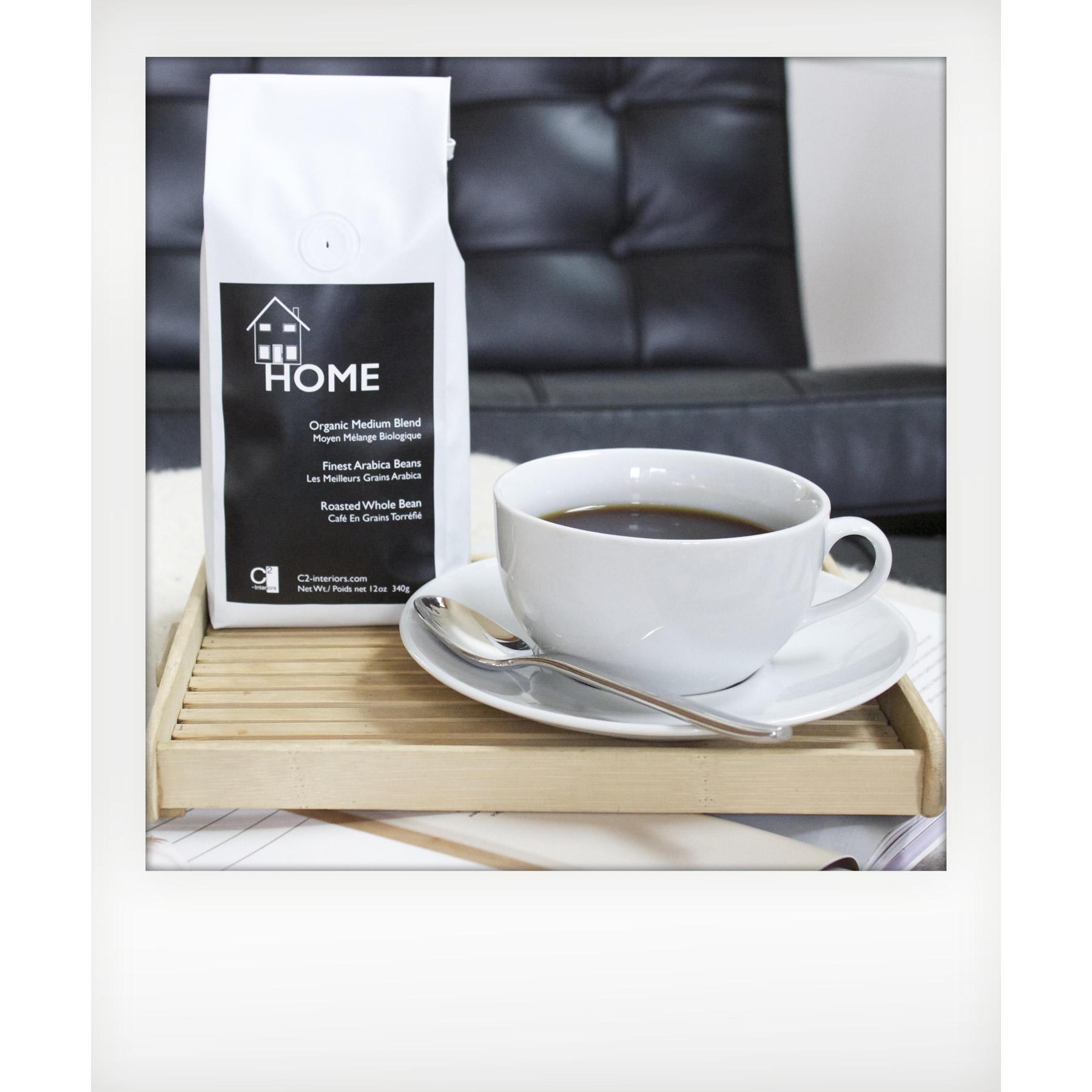 home blend coffee