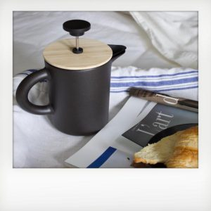 Theo French Press Coffee Maker