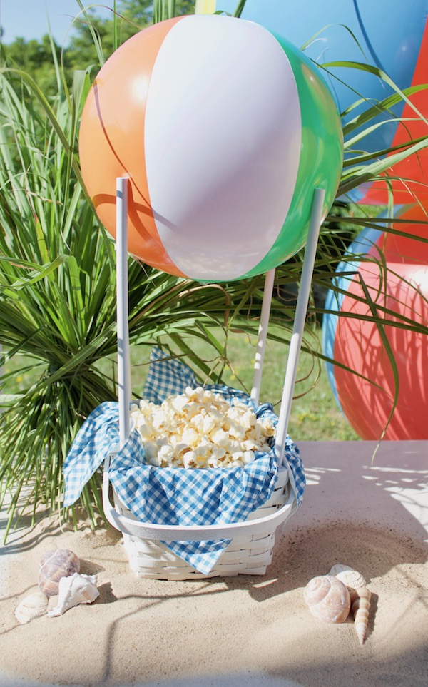 Hello Summer Party Decor DIY
