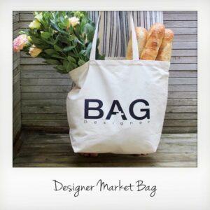 Designer Market Bag